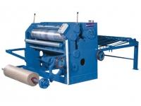 High Speed Rotery Reel To Sheet Cutting Machine