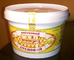 Natural Raw Honey (2.5 Kg Bucket)