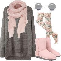 College Winter Wear