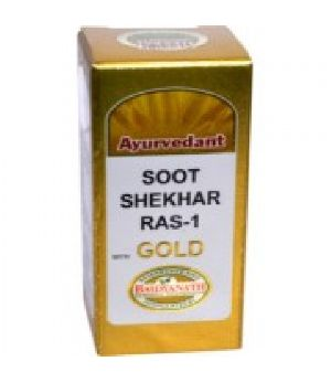 Soot Shekhar Ras Herbal Tablets