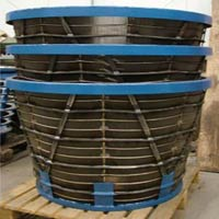 Wedge Wire Coal Centrifuge Basket