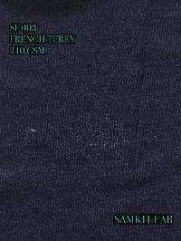 COTTON FRENCH TERRY