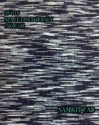 Space Dyed Jersey Fabric