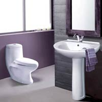 Elica Three Piece Sate Suit, One Piece Toilets, Orissa Pan
