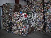 Waste Aluminum Cans Scrap