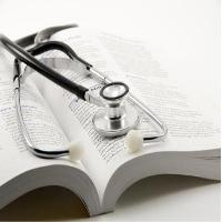 medical book