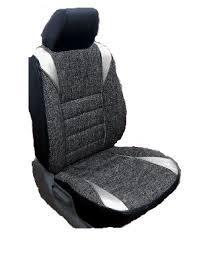 Jute Car Seat Cover