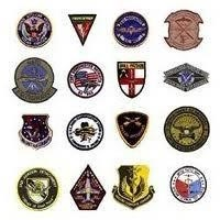Promotional Military Badges