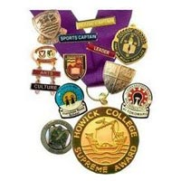 Promotional School Badges