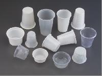 Plastic Disposable Glass