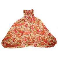 Printed Cotton Fabric, Afghani Pajama