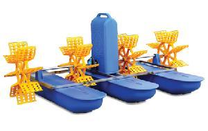 Aquaculture Equipment 4 Paddle On 1 Hp