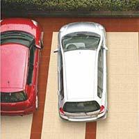 Heavy Duty Parking Tiles