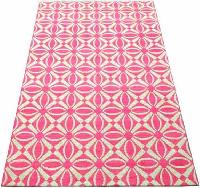 Hand Woven Jacquard Rugs