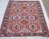 Hand Woven Silk Soumak Rugs