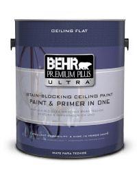 PREMIUM PLUS ULTRA Stain-Blocking Ceiling Paint