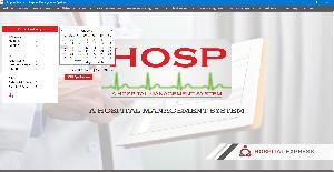 Desktop Hospital Management System