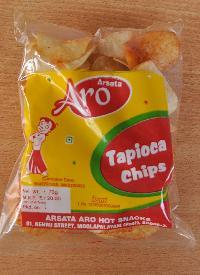 Tapioca Round Chips