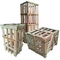 Rubber Wood Packing Crates
