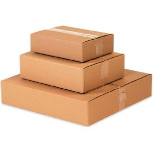 Garments Corrugated Boxes