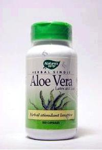 Aloe Vera 100 Caps