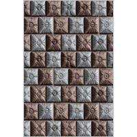 3d Matt Light Dark Wall Tiles