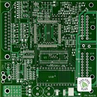 Double Sided Printed Circuit Board