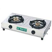 Two Burner Lpg Stove