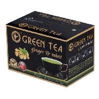 Ginger Mint Green Tea