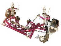 Front Rear Suspension Systems