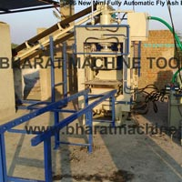 Mini Fully Automatic Fly Ash Brick Machine
