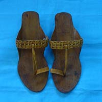 Leather Kolhapuri Chappal