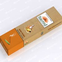 Sacred Baba Floral Floral Incense Sticks