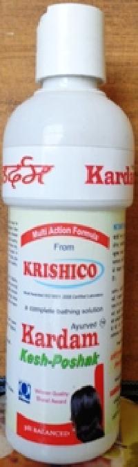 Kardam Herbal Hair Shampoo