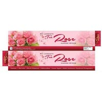 Tea Rose Perfumed Incense Sticks