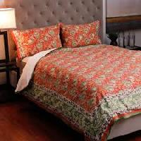Printed Cotton Quilt Cover