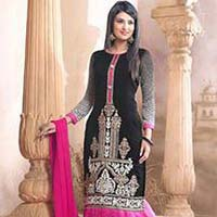Unstitched Printed Salwar Suit