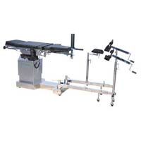 Orthopedic Operation Theater Table With Attachment
