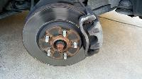 Automotive Brake Assembly