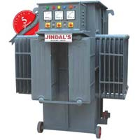 Servo Controlled Automatic Voltage Stabilizer