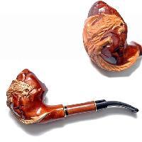 Wood Smoking Pipes
