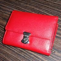 Leather Clutch Purses
