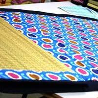 Kora(Grass) Mat with Foam Bed - Length