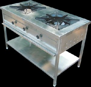 Pentry Two Burner Gas stove
