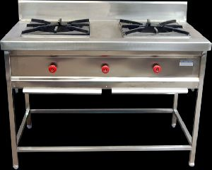 Two Burner Gas Cooking Stove