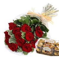 Roses, Chocolates