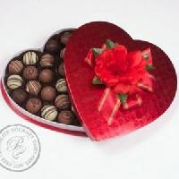 Truffle Heart Box