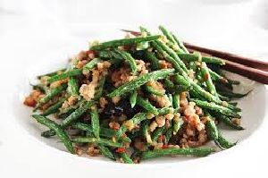 Salted Dried Long Beans