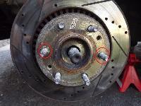 Vehicle Lock Washer