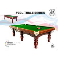 Pool Table (SBA0011)